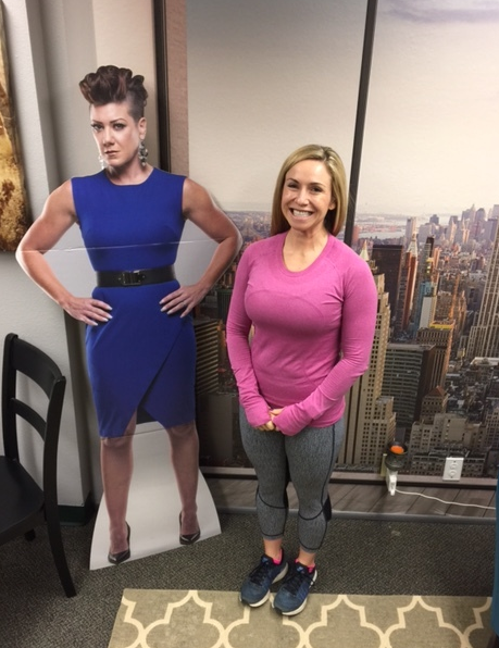 Maria lost 10 lbs of FAT and 10 total inches in 30 days!