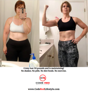 Cristy Davis Before & After Branded