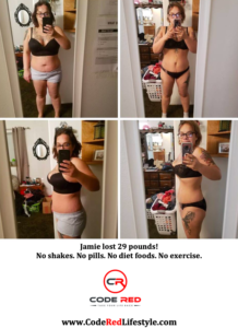 Jamie Blankenship-Robinson Before & After Branded