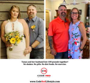 Tanya Gibson Husband Before & After Branded