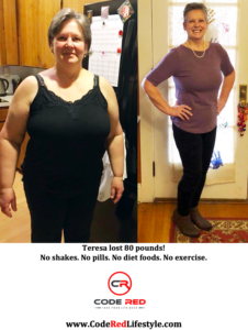 Teresa Huffman Before & After Branded 2