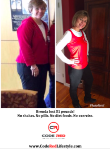 Brenda Breen Before & After Branded