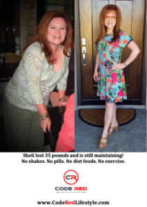 Sheli Fulcher-Koontz Before & After Branded