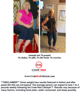 Amanda Collins Before & After Branded