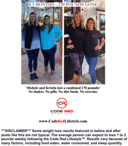 Michele Knight and Kristin Small Before & After Branded