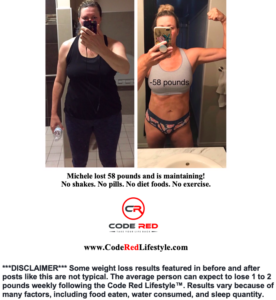 Michele Knight Before & After Branded 3