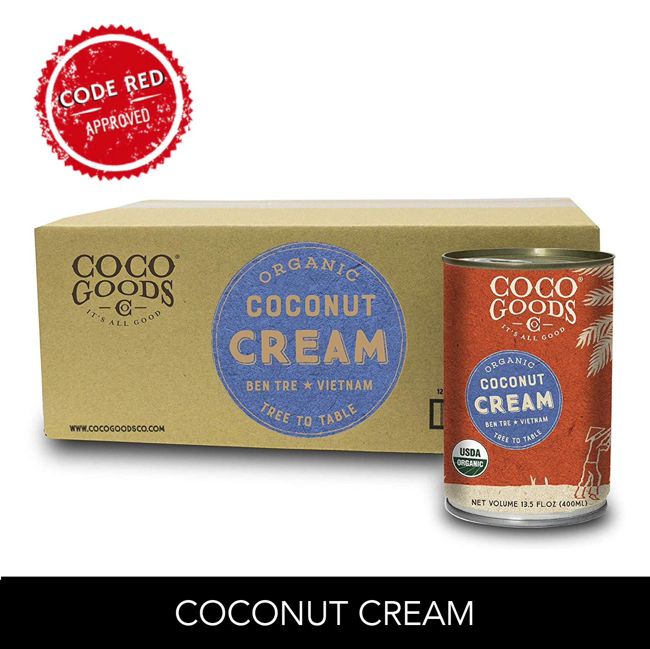 SHOP-Coconut Cream