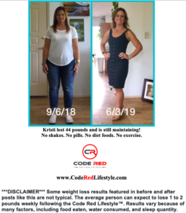 Kristi Scott Before & After Branded
