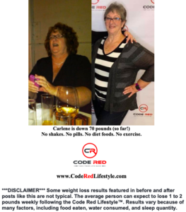 Carlene Fitzmorris Before & After Branded