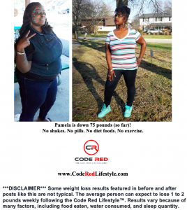 Pamela Liverman-Pickett Before & After Branded