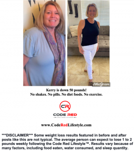 Kerry Guizzo-Fleck Before & After Branded