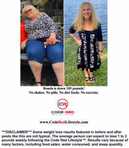 Ronda Kremske Before & After Branded