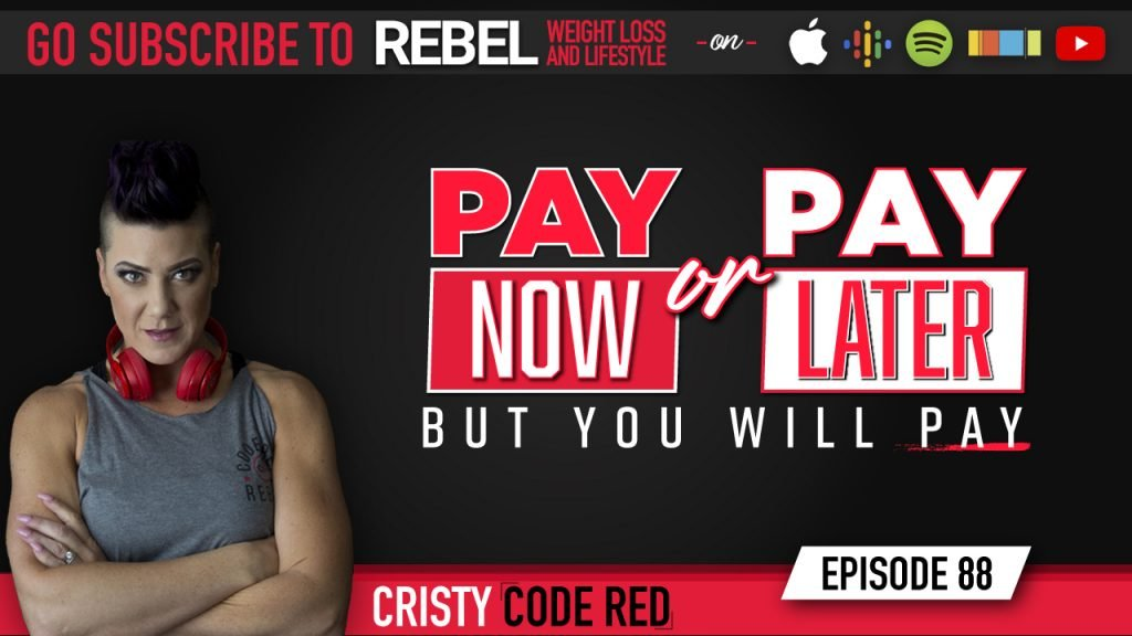 Pay now or later